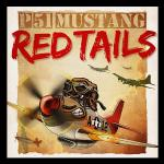 """RED TAILS"" WINGS Series 36""x36"" Digital Illustration Tellus Science Museum"